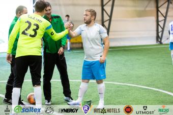 Топ-матч: Duzain Fasad обіграв Friends Team в першому турі Autumn R-Cup 2020