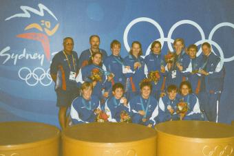 20 лет Олимпийской бронзе Сиднея 2000