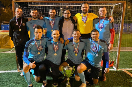 Мера взяла Кубок Кемерово, а Газпромбанк Автолизинг - Кубок Администрации