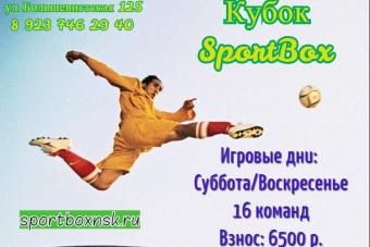 Кубок SportBox