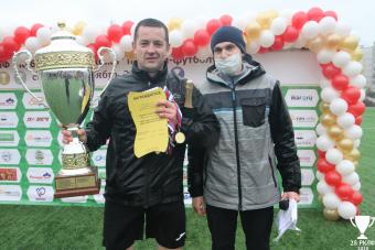 МЭДИСОН - 2-х кратный ЧЕМПИОН 28 РКЛФ Золотого Кубка!!!