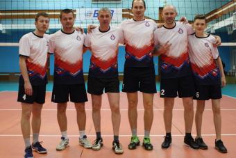 Показались все участники чемпионата.