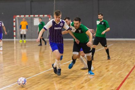 7 ноября стартует «Рекорд» Чемпионат по футзалу 2020-21