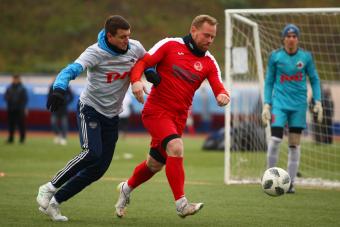 Cостоялись первые матчи ТТЛФ-2021/зима