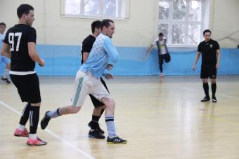 Старт нового сезона по мини-футболу 2020/2021