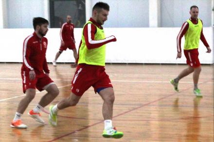 Сборная в Ратомке начала подготовку к матчу с Израилем