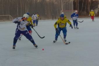 Лидируют команды из Красногорска