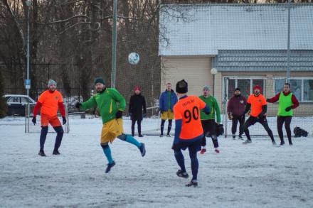Балтийские Монстры - Портер-fbspbru 1:2(0:0).