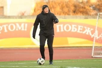 Александр Агеев, «Клуб 900»: Главная задача - закрепиться в Суперлиге