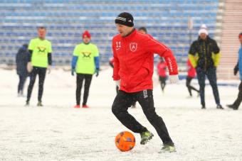 Вадим Чижов, «Альбион»: «Альбион» показал себя командой, готовой терпеть на поле