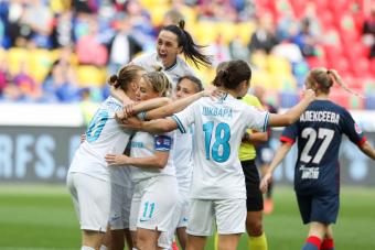 «Зенит»: возвращение Петербурга в большой женский футбол