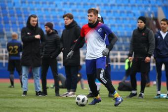 Василий Данилов, «Агат-КИП»: Хотелось бы попасть В Суперлигу в качестве чемпионов Высшего Дивизиона