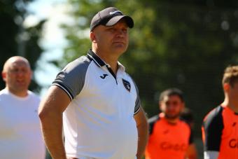 Александр Фрольцов, «Мэдисон»: Всё в наших силах, футбол есть футбол - всё решится на поле во время