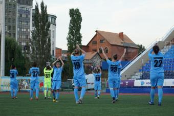 «Рязань-ВДВ»: история женского футбола в Рязани продолжается