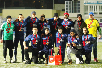 «Nova Technology» - чемпион ТТЛФ-2021/зима!