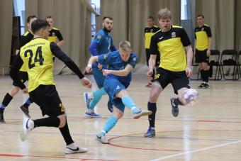 В Кемерово прошли три матча Чемпионата Кузбасса