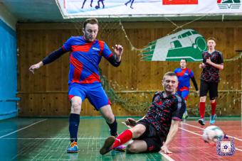 Дубль Сергея Петрова останавливает