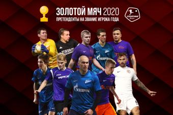 Золотой мяч — 2020