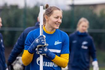 Алена Беляева: «Первые пару дней тяжеловато»