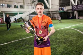 Дмитрий Дробыш — игрок года в «Спортинг-лиге»!
