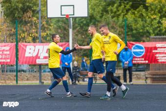 Воронежская Лига Дворового Футбола - спортивная компания, у которой многому можно научиться!