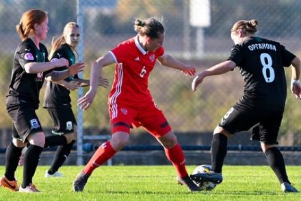 Россиянки одержали вторую победу над Болгарией