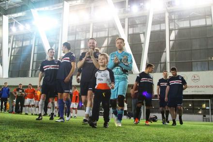 Чемпионством «АП СПб» подтвердил тренд во втором дивизионе