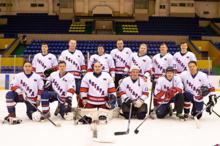 Асгард - победители регулярного чемпионата Кубка АХЛ в дивизионе