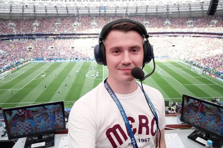Владимир Стогниенко прокомментировал матч «Спортинг-лиги». Как это было