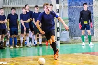 Определились пары плей-офф Весеннего Кубка