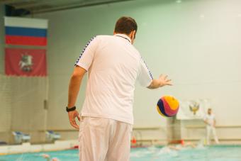 Финал Первенства России по водному поло среди юношей до 19 лет