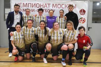 МОСКВА-Д - ЧЕМПИОН ШЕСТОЙ ЛИГИ!