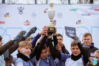 Завершился Детско-юношеский футбольный Фестиваль ROSTOV CUP