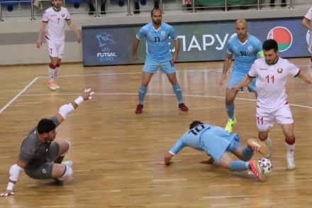 В матче за ЕВРО-2022 Беларусь нокаутировала Израиль