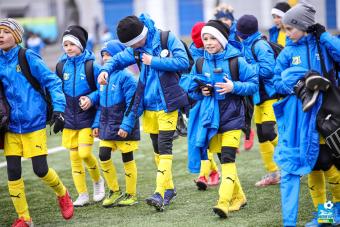 В Ростове-на-Дону прошел детско-юношеский футбольный фестиваль