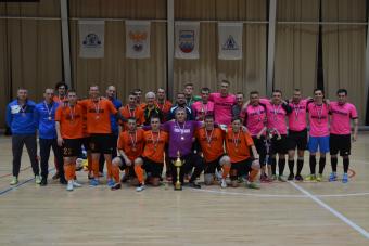 СУЭК-Кузбасс  выиграл Кубок Кемерово