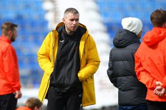 Сергей Кудряшов, «Апельсин»: Если мы будем в тройке, считаю - это отличный результат!