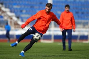 Андрей Корольков, «Апельсин»: Перестроили  игру в обороне, не хватало концентрации в важных матчах