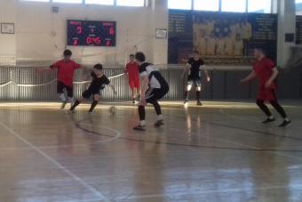 Завершилась XIX Универсиада вузов Кузбасса по мини-футболу