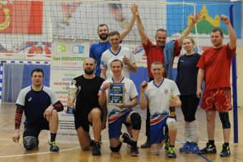 Главная сенсация волейбольного сезона Безгалстуков: суперкубок 2021 года у «Водоканала»!