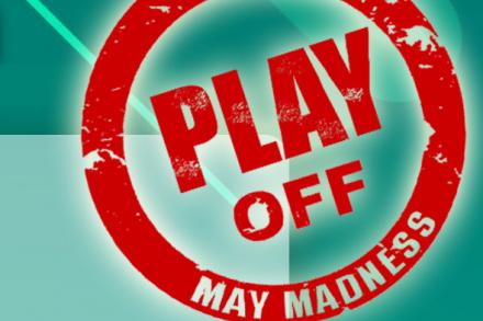 Все матчи PLAY-OFF в прямом эфире. Не пропустите.