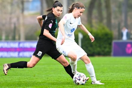 Кристина Комиссарова выбыла до конца сезона