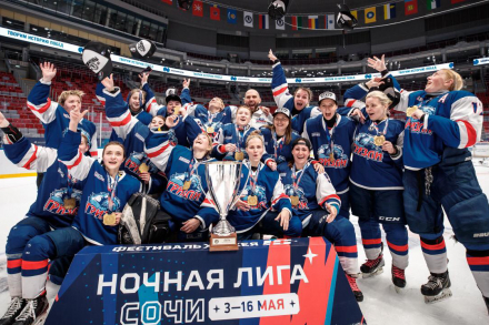 «ГРИЗЛИ -1» - новый чемпион «Амазонок»