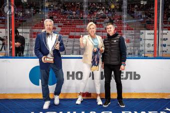 Наталья Рагозина: «Счастлива, что наш хоккей развивается, девочки растут на глазах»