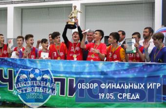 Чемпионы ШФЛ 2021