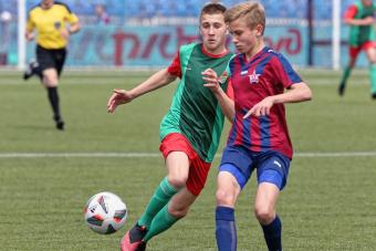 Первый матч Дальневосточной юношеской лиги завершился вничью