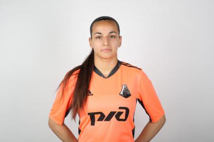 Татьяна Щербак подписала контракт с