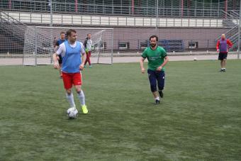 Итоги 3-го тура Летнего Чемпионата по футболу 8x8 г.о. Красногорск