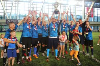 «УСЗ Газпром» — чемпион Премьер-лиги!