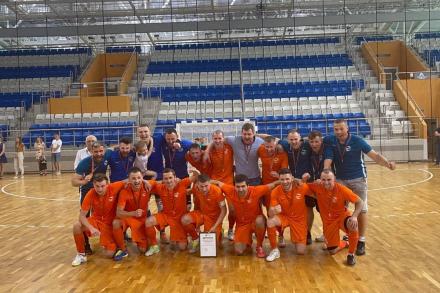 БЧ бронзовый призер чемпионата Республики Беларусь